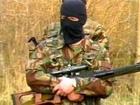 Один из боевиков в Ингушетии сбежал, прикрываясь ребенком