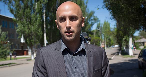 Британский журналист Грэм Филлипс был допрошен по поводу работы на Украине. Грэм Филлипс, журналист