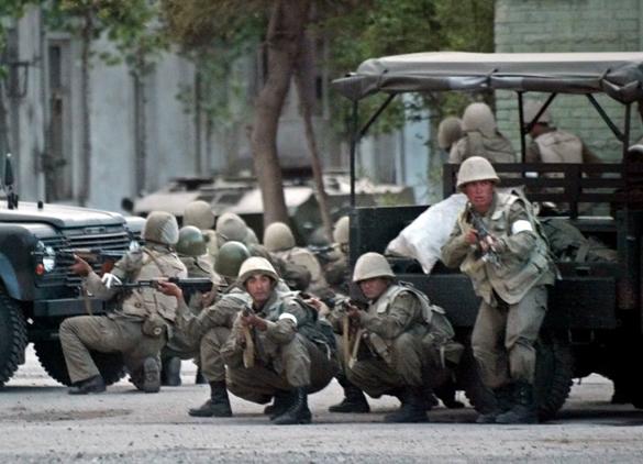 Узбекситан молчит о событиях в Андижане. В Узбекистане молчат о событиях в Андижане