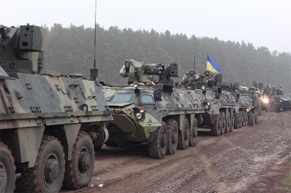 Иракцы не смогли заставить тронуться с места большую часть украи