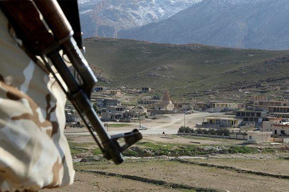 Незаживающие раны Средней Азии: США создают дугу нестабильности в