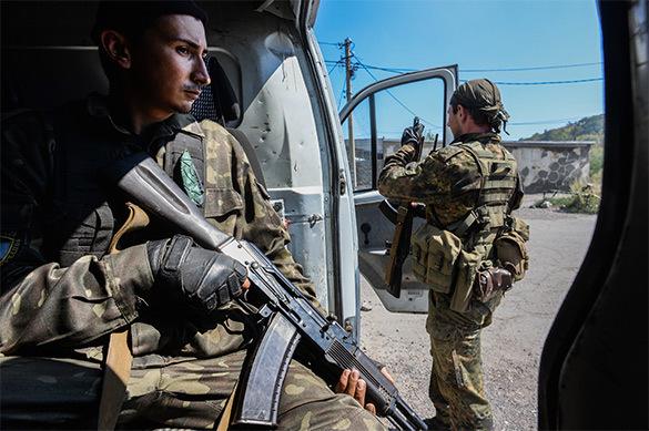 Киев и ДНР обвинили друг друга в обстрелах