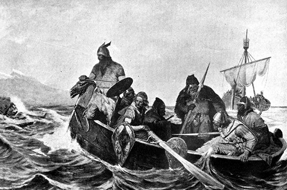 Археологи отыскали вБритании следы мифической «Великой армии» викингов