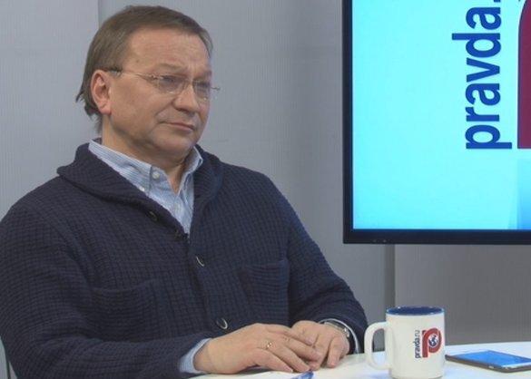 Игорь Угольников - человек, убивший ТВ. Игорь Угольников в видеостудии Pravda.Ru