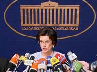 Бурджанадзе: МВД сфабриковало обвинение оппозиционеров