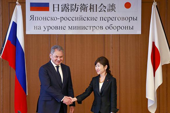 В отношениях между РФ и Японией замечен прогресс