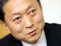 Будущий премьер Японии уже