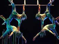 На Поклонную гору съедутся циркачи со всего мира