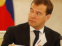 Предприниматели поделятся с Медведевым планами по выходу из