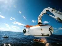 К месту падения Ту-142 везут подводные аппараты