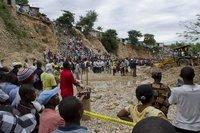 Жертвами стихии на Гаити стали 23 человека. haiti