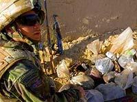 В Афганистане за три дня уничтожены 30 талибов и изъято 15 тонн