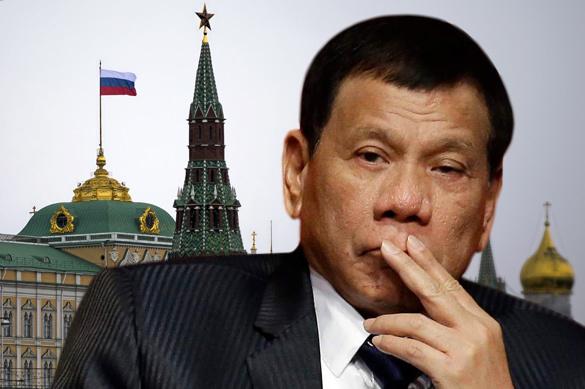Филиппины ищут способ выйти из-под опеки США