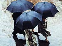 Москвичей сегодня ожидают сильные дожди и грозы