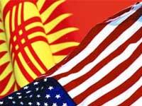 Делегация США встретилась в президентом Киргизии
