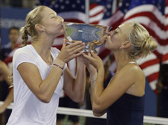 Елена Веснина и Екатерина Макарова выиграли US Open. 297592.jpeg