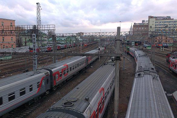 В Подмосковье пропали 500 метров железной дороги