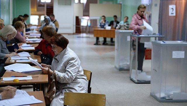 Обнародованы первые данные о явке на выборы в Томской области и на Сахалине. Обнародованы первые данные о явке на выборы в Томской области и