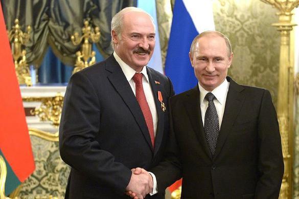 Лукашенко сообщил о серьезном разговоре с Путиным. Лукашенко сообщил о серьезном разговоре с Путиным
