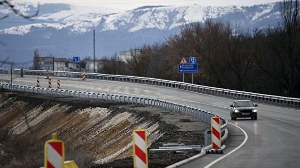 Часть трассы «Таврида» пустили от Симферополя до Белогорска. 396592.jpeg