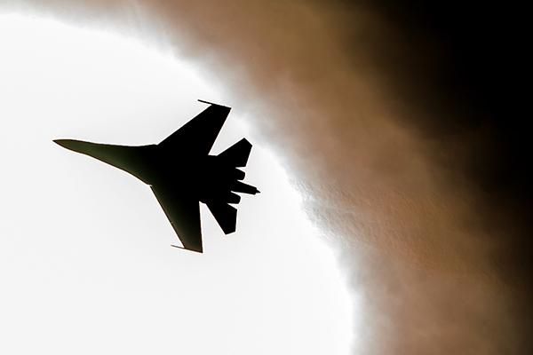 Российский истребитель вновь напугал американцев. 321593.jpeg