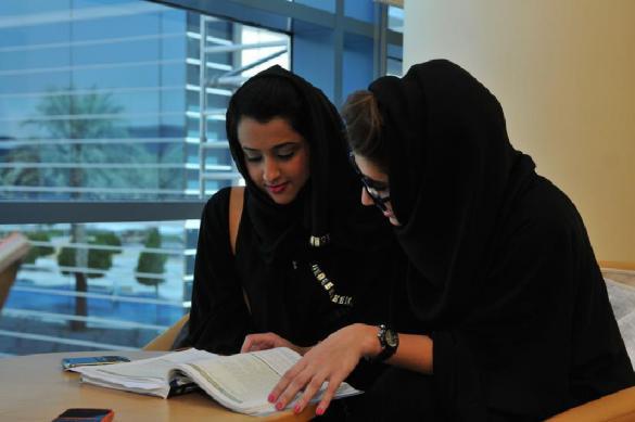 Саудовцы могут признать за женщинами право судить. 380593.jpeg