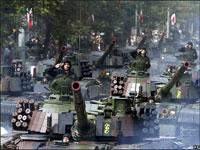 Варшава сэкономила на военном параде