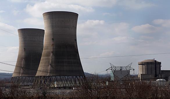 ГСЧС Украины: Распространение огня в сторону ЧАЭС остановлено. Чернобыльская АЭС
