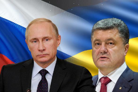 Порошенко заявил, что главным его оппонентом на выборах является Путин. 401594.jpeg