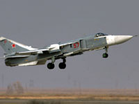 Крушение бомбардировщика привело к проверке всех Су-24. samolet