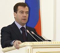 Медведев определил главную идею стратегии нацбезопасности