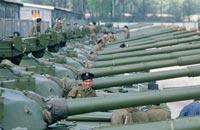 Россия отмечает День танкиста