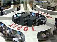 Торги на Токийской бирже начались с роста котировок