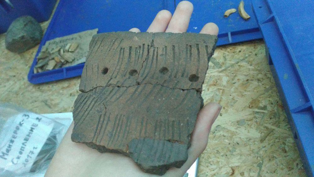 На Алтае найдена косторезная мастерская двухтысячелетней давност