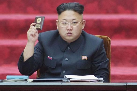 """Западные СМИ поражены: Путин """"похоронил"""" Ким Чен Ына санкциями. 377597.jpeg"""