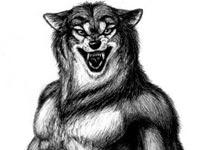 Человек-волк.