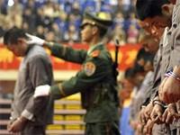 В Китае появились палачи по вызову