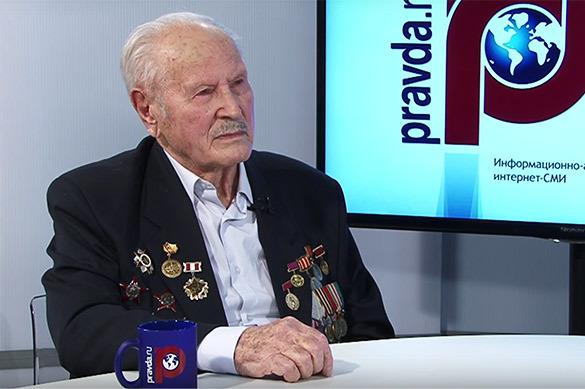 Борис БАЛАШОВ: Парад Победы и Бессмертный полк — это радость с