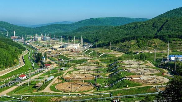 Реконструкция нефтебазы Грушовая идет с опережением графика