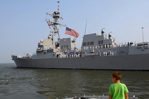 Зачастили корабли: Одесса становится базой ВМС США. Зачастили корабли: Одесса становится базой ВМС США