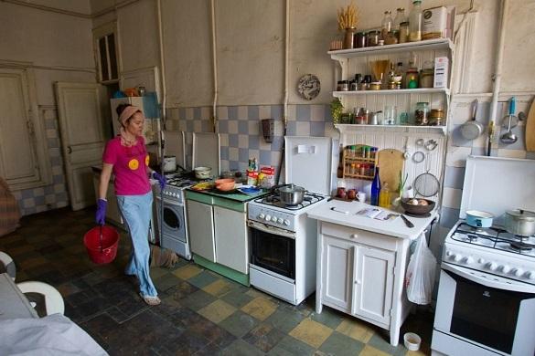 Названы российские города с самыми дешевыми комнатами в коммуналках
