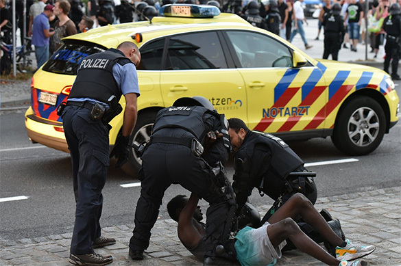 Германия. Мигранты. ЭКСПЕРТ