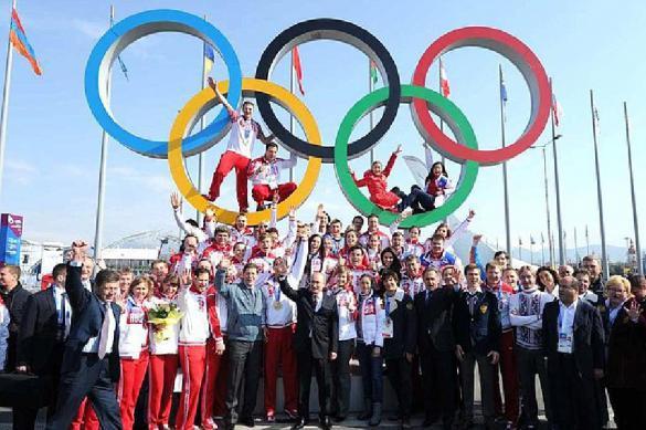 Олимпийцы отказываются предавать Россию ради медалей. 378599.jpeg