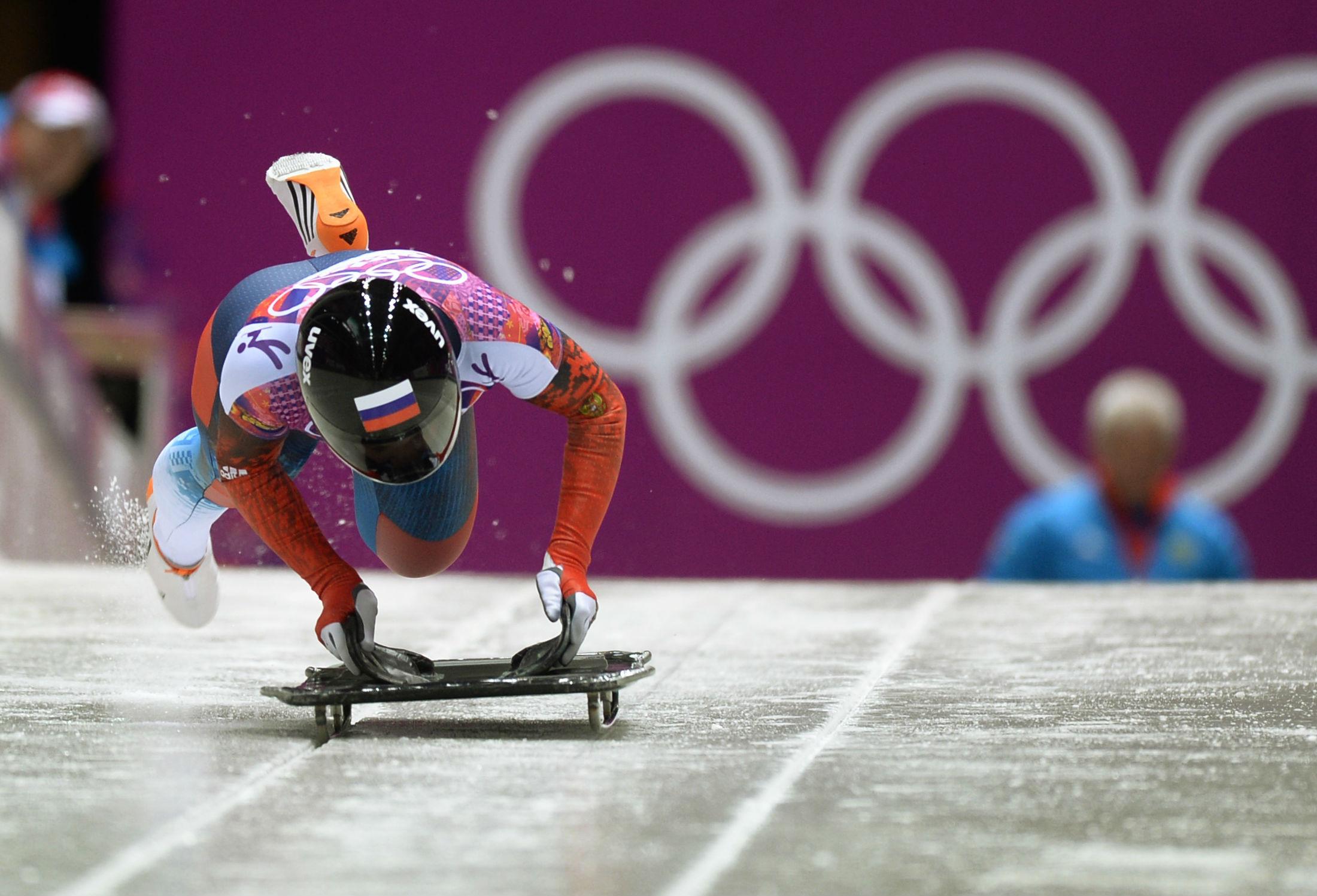 МОК лишил медалей двух российских скелетонистов. МОК лишил медалей двух российских скелетонистов
