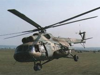 Над Каспием разбился вертолет с нефтяниками