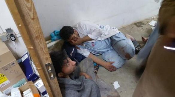 США знали, что в Кундузе бомбят госпиталь