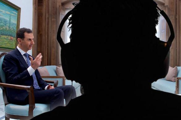 CNN: У нас есть прослушка Асада, но мы вам ее не покажем