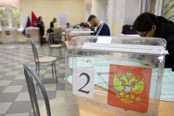 Глава ЦИК оценила работу наблюдателей на выборах. 375600.jpeg