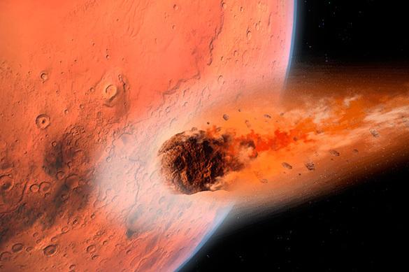 Американские ученые выдумали способ сделать Марс приемлемым для жизни