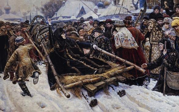 Старообрядчество: опыт выживания русского человека в экстремальн